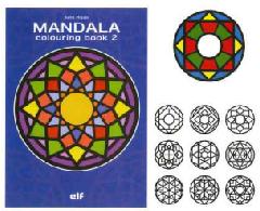 HO-21 ぬりえブック MANDAKLA2