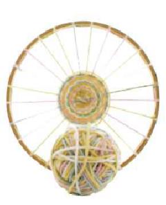 WM0911 円形織機