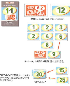 LC-17 おしつけ かけ算ゲーム
