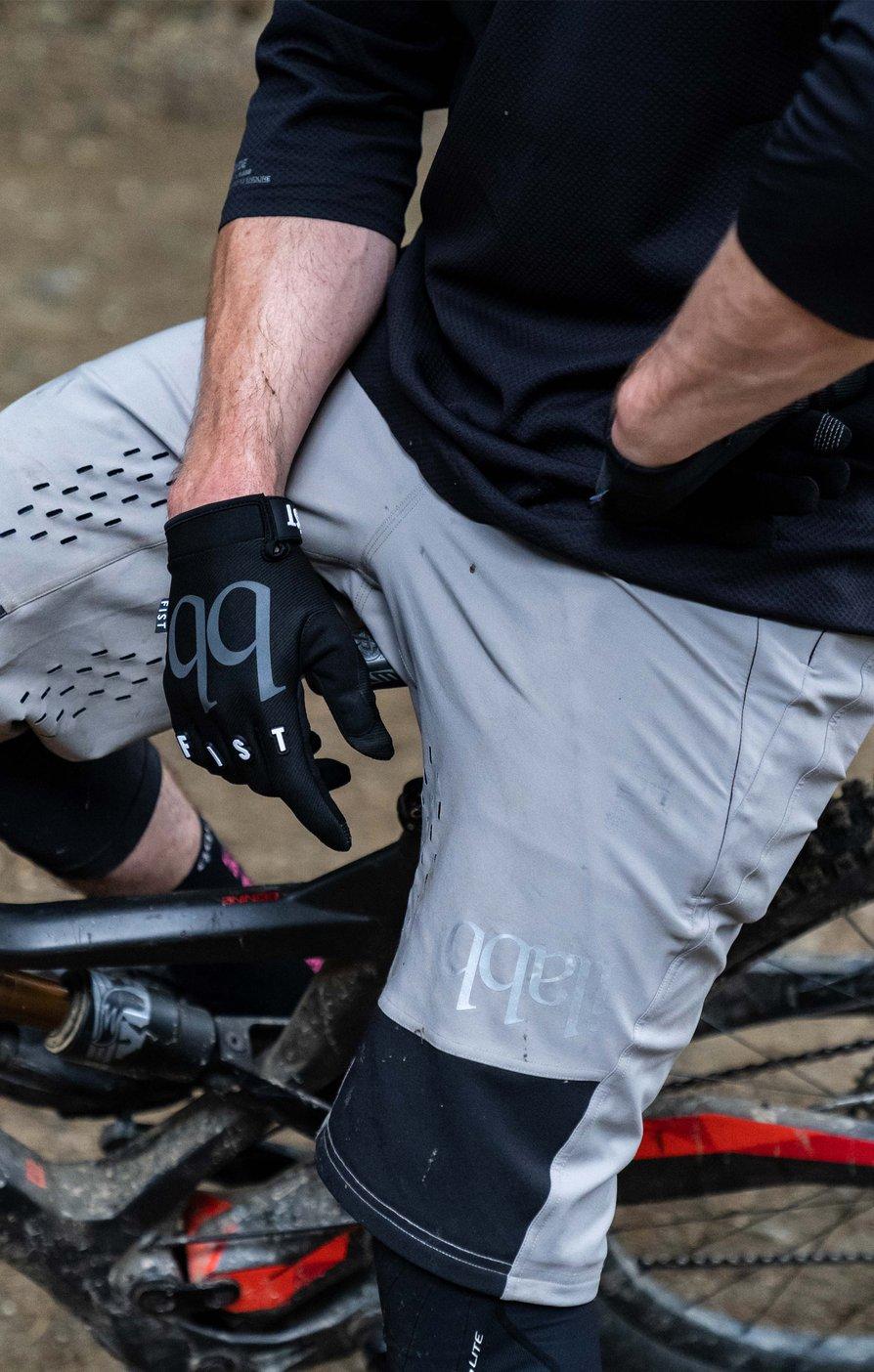 Fist Ride Glove - Reflective Mens グローブ