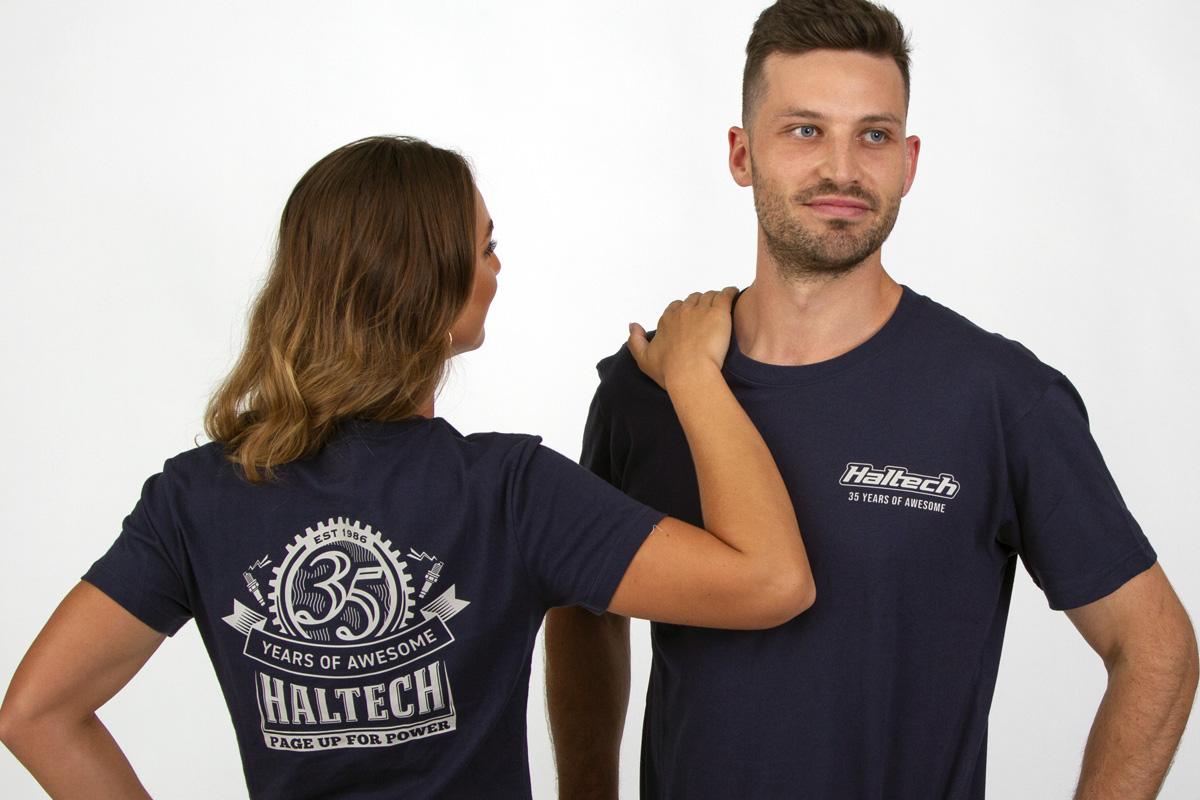 Haltech 35th Anniversary Tシャツ