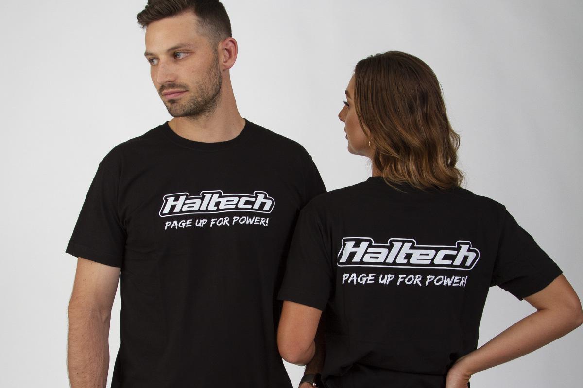 Haltech Classic Short Sleeve Mens Tシャツ