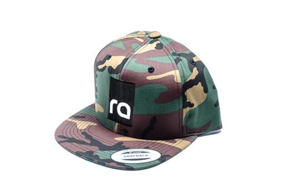 Radium Hat, Camo