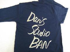 ダンス教室のTシャツプリント