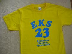 福祉施設の健康教室のTシャツ