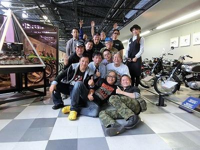 カワサキ明石工場見学ツアー