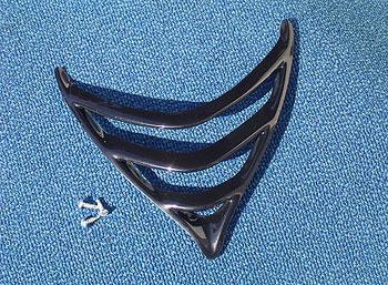 ダクトルーバー メタリックスパークブラック PK1333
