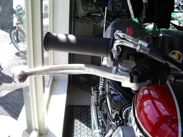 アジャスト付きブレーキレバー GUTS−0204