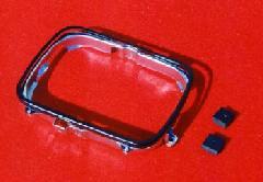 汎用角型ヘッドライトリム