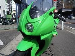 デルタウインカー ライムグリーン PK31301