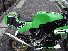 タンク&シートカウル PK30702