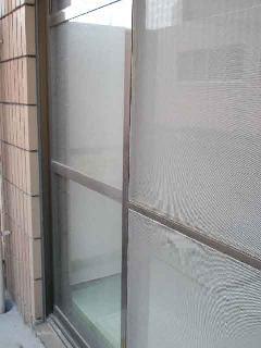 窓ガラスのクリーニング 神奈川県 川崎市