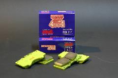 ZEALオリジナル ブレーキパット ランクル200