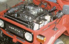 V8エンジンミッションL/Cランクル40用