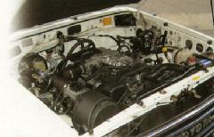 V8エンジンミッションL/Cランクル60用