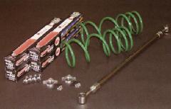3インチアップキット(ロング)パジェロV系 ランチョ