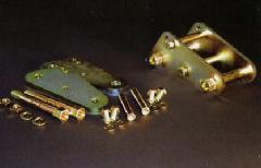 """グリザーブルシャックル """"110mm"""" ランクル60・40"""