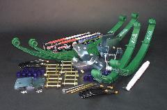 4インチアップキットA プロコンプ ランクル60