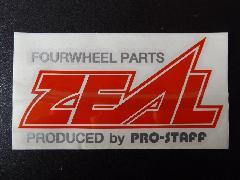 ステッカー ZEAL