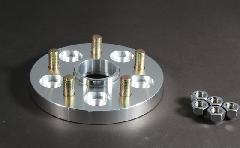 PCD120/20mm ホイールスペーサー 専用ナット付