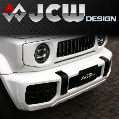 JCWdesign フロントバンパー