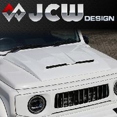JCWdesign ボンネットスクープ