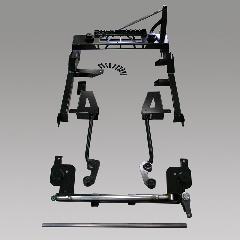 キャリイ DA63 / DA62,52用 ジムニー足回り換装キット