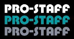 ステッカー PROSTAFFロゴ W720