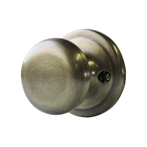 ドアノブ(空錠)アンティークブラス