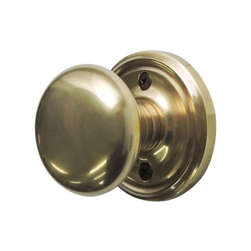 真鍮ドアノブ(空錠)