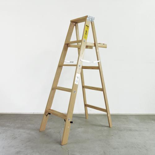 4ステップラダー(木製脚立)