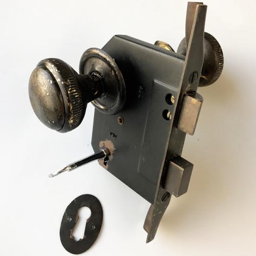 アンティークドアノブ ブラス ADB-15