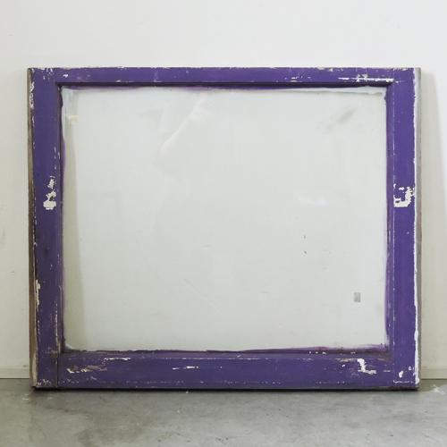 アンティークガラスウィンドウ GWR-A49 W713×H603×T32