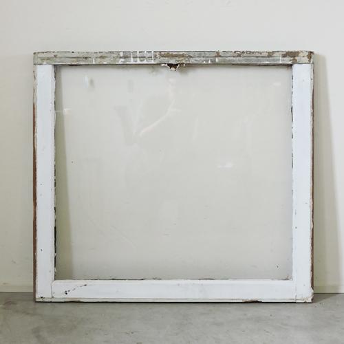 アンティークガラスウィンドウ GWR-A52 W760×H690×T34