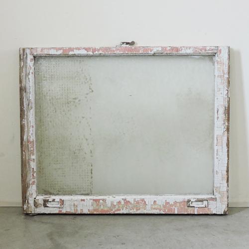 アンティークガラスウィンドウ(型板ガラス) GWR-B16 W780×H627×T33
