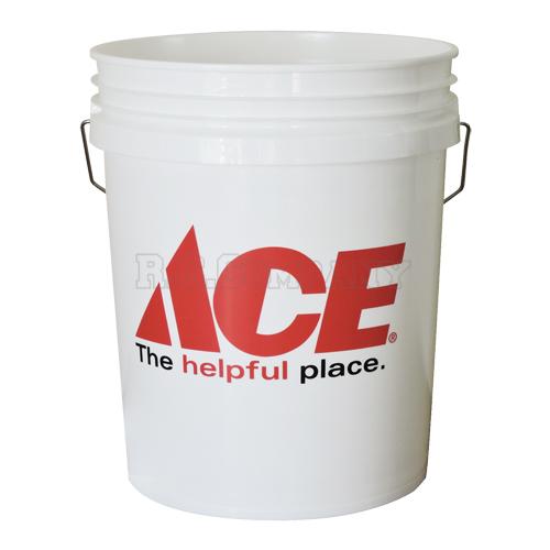 プラスチックバケツ ACE -限定品-