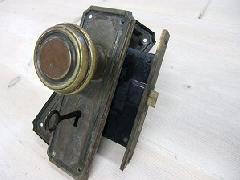 アンティークドアノブブラス ADB-03