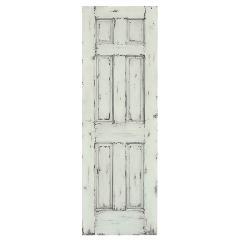 エイジングドア 6パネル(610)ホワイト(即納品)