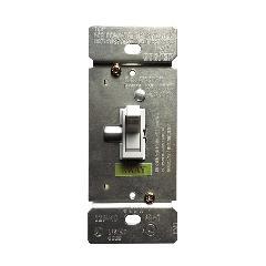 トグル調光器 片切り/3路兼用(ホワイト)アメリカ社製