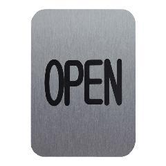 サインプレート OPEN (小)