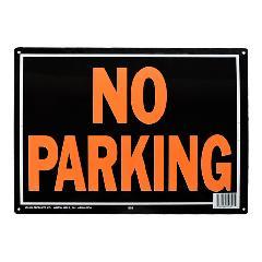 サインプレート NO PARKING -限定品-