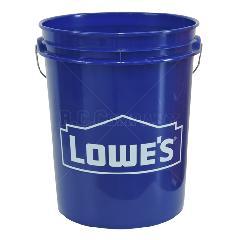 プラスチックバケツ LOWE'S