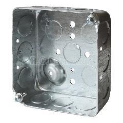 スチールBOX スクエア(亜鉛メッキスクエアプレート用)アメリカ製