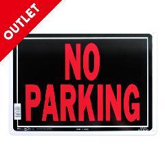 サインプレート NO PARKING -限定品- (OUTLET)
