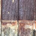 ティンパネル(錆びトタン板 A) 660×1800 ハーフカット