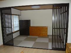 堺市 I様邸 和室リフォーム工事