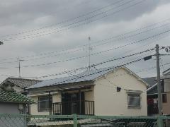 堺市 Y様邸 屋根葺き替え工事(ガイナルーフィング使用)施工例