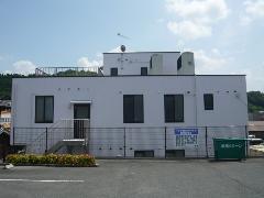 吉野郡 大淀町 整形外科医院様 外壁ガイナ塗装工事