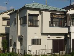 藤井寺市 H様邸 ガイナ外壁・屋根塗装工事施工例