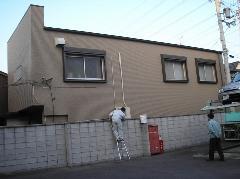 八尾市 Y様邸 外壁サイディング工事